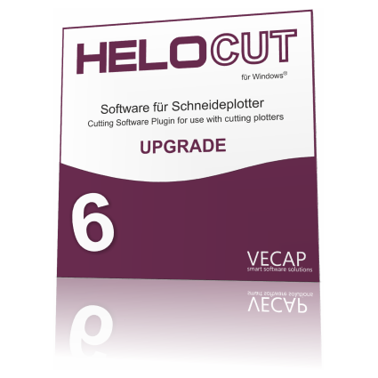 License Upgrade to HeloCut 6 Premium - full version